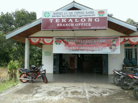 Branch Office Tekalong