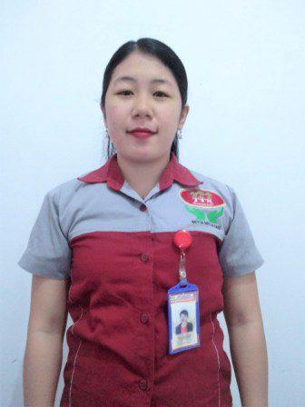 Accountant : Maria Dela Sari