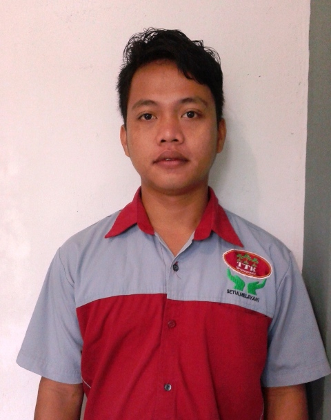 LOAN OFFICER : CIMPORNIUS SAPRIL RIANDI