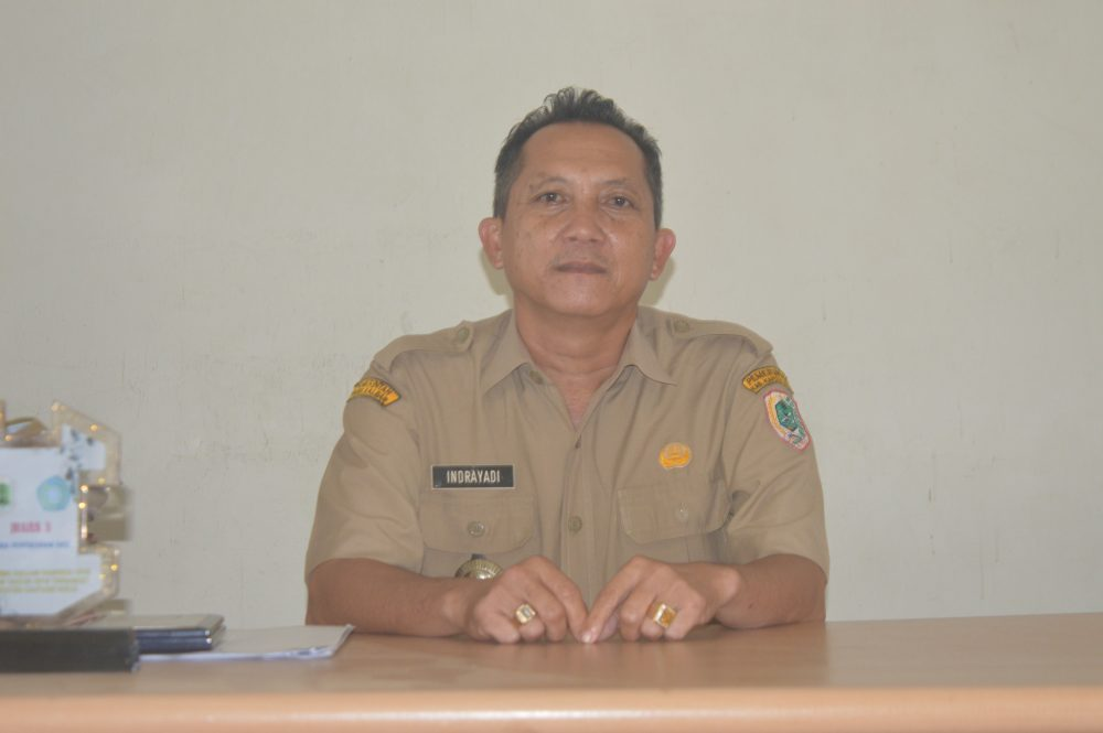 Drs. Indrayadi, Camat Silat Hulu