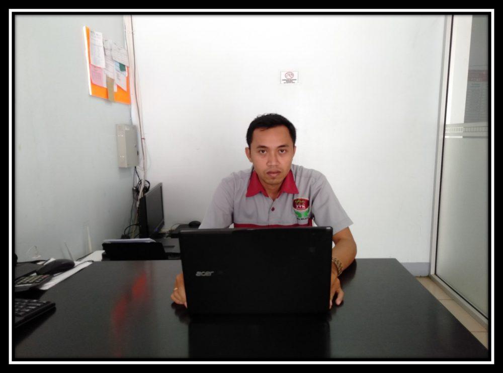 Yosef Kristianto Wedy, Manager Area 2